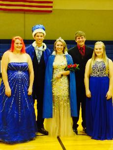 Congratulations Homecoming Royalty